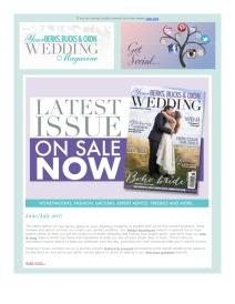 Your Berks, Bucks and Oxon Wedding magazine - July 2017 newsletter