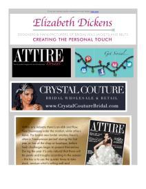 Attire Bridal magazine - July 2017 newsletter