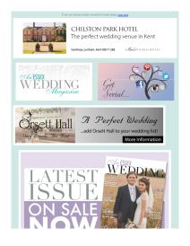 An Essex Wedding magazine - September 2017 newsletter