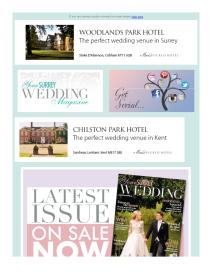 Your Surrey Wedding magazine - September 2017 newsletter