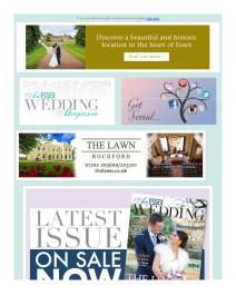 An Essex Wedding magazine - November 2017 newsletter