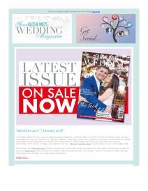 Your Glos & Wilts Wedding magazine - December 2017 newsletter