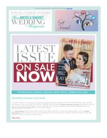 Your Bristol and Somerset Wedding magazine - February 2018 newsletter