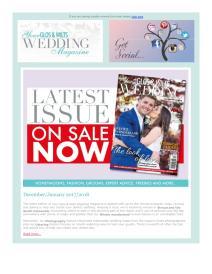 Your Glos & Wilts Wedding magazine - Janauary 2018 newsletter