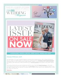 An Essex Wedding magazine - February 2018 newsletter