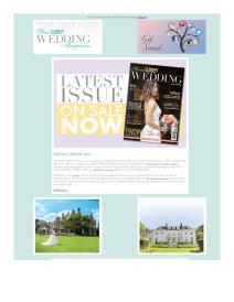 Your Surrey Wedding magazine - February 2018 newsletter