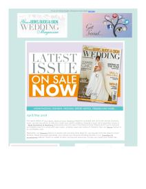 Your Berks, Bucks and Oxon Wedding magazine - May 2018 newsletter