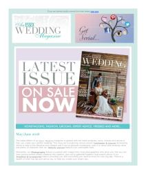 An Essex Wedding magazine - June 2018 newsletter