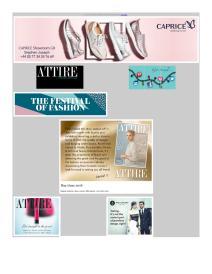 Attire Accessories magazine - July 2018 newsletter