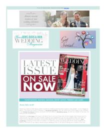 Your Berks, Bucks and Oxon Wedding magazine - June 2018 newsletter