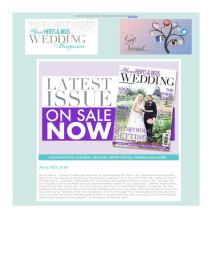 Your Herts and Beds Wedding magazine - June 2018 newsletter
