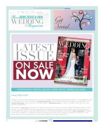 Your Berks, Bucks and Oxon Wedding magazine - July 2018 newsletter