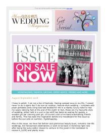 Your Glos & Wilts Wedding magazine - September 2018 newsletter