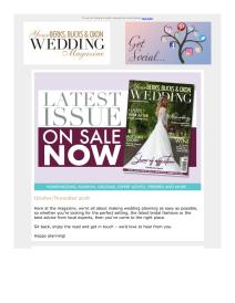 Your Berks, Bucks and Oxon Wedding magazine - November 2018 newsletter