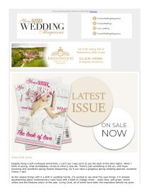 Your Sussex Wedding magazine - May 2019 newsletter