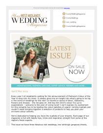 Your West Midlands Wedding magazine - May 2019 newsletter