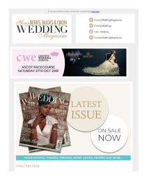 Your Berks, Bucks & Oxon Wedding magazine - July 2019 newsletter