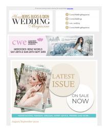 Your Berks, Bucks & Oxon Wedding magazine - September 2019 newsletter