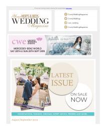 Your Herts & Beds Wedding magazine - September 2019 newsletter
