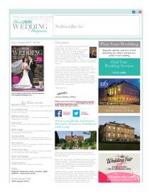 Your London Wedding magazine - July 2014 newsletter
