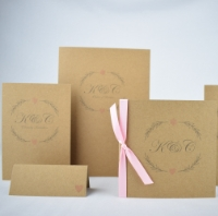 20% off wedding stationery