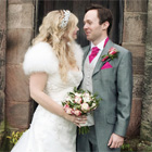 Our big day: Bryony & James