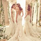 Trunk show at Brides Visited - a Signature Wedding Show exhibitor