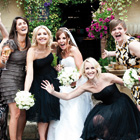 Picking your bridal party