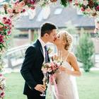 Brides and grooms are keeping things civil