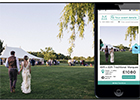 Think Airbnb for marquee hire!