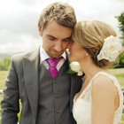 Our big day: Anna & David