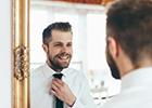One in Four Single Men Cut Their Own Hair!
