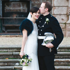 Our big day: Nell & Ben