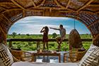 Enjoy a honeymoon safari