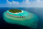 The Maldives crowned 'Best Honeymoon Destination'