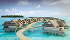 New resort opens in the Maldives