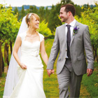 Our big day: Claire & Will