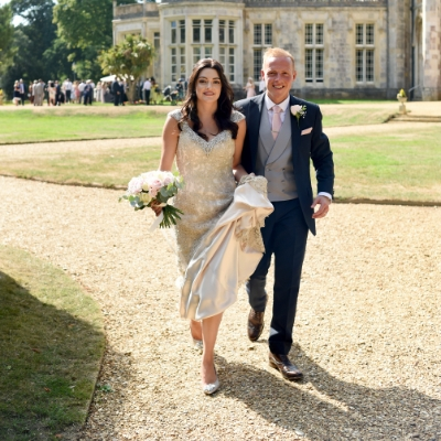 Your Hampshire and Dorset Wedding - helping couples getting