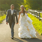 Our big day: Elissa and Luke