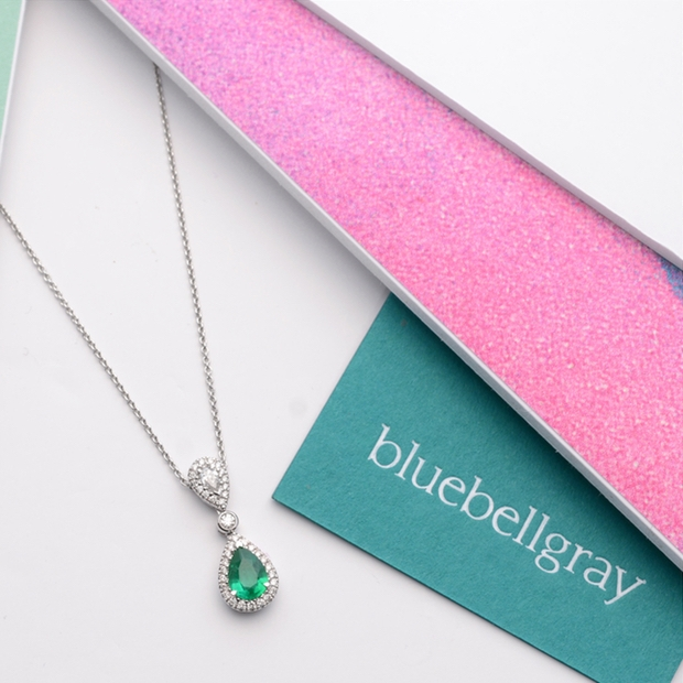 Laings jewellers announce partnership with high-end interiors company Bluebell Gray to launch colourful campaign