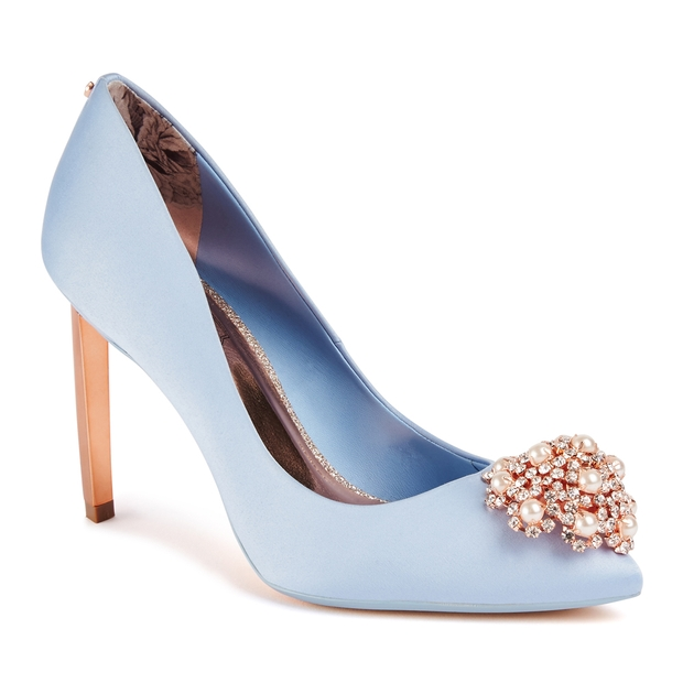 118445fe8db542 Bridal fashion news: Tie the Knot with Ted Baker's footwear in spri...
