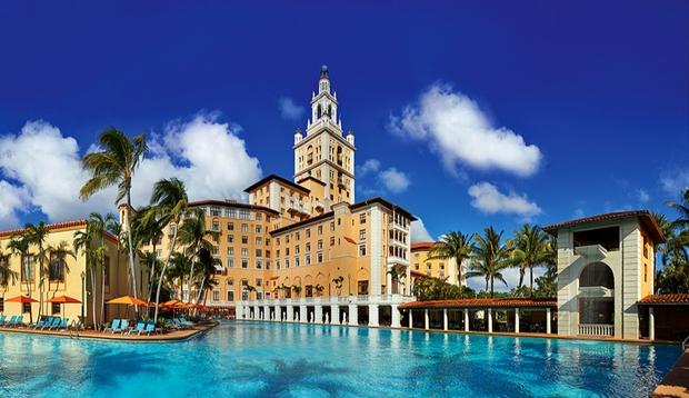 Honeymoon in Miami
