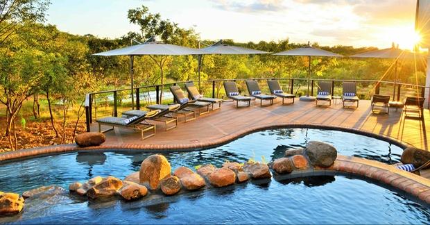 Spend a safari honeymoon in Zimbabwe