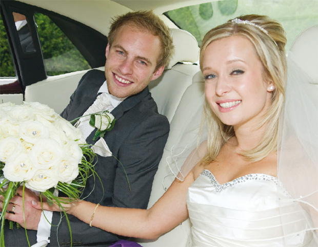 Our big day: Rebecca and Sam: Image 1