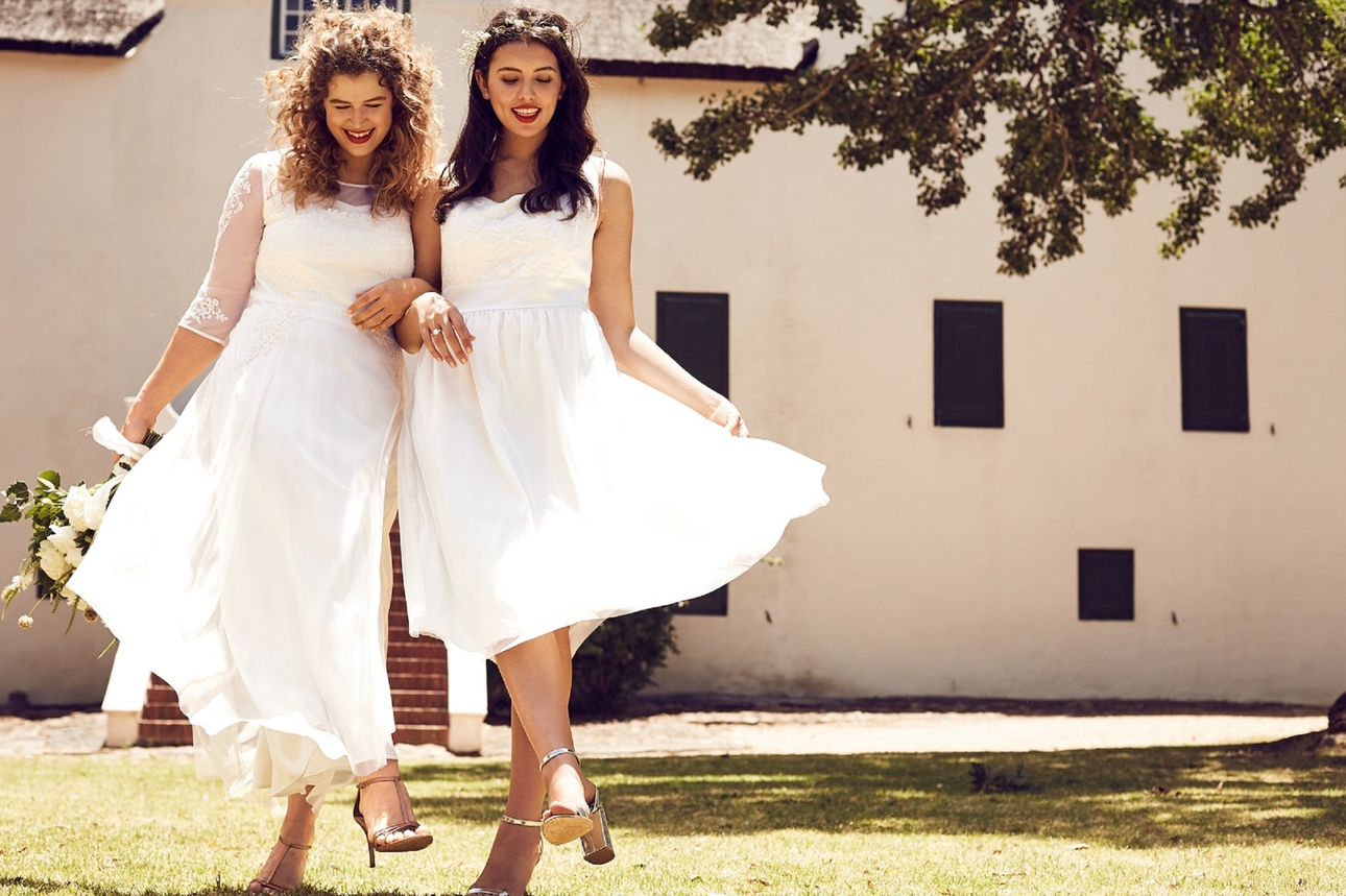 Curvissa unveil debut capsule bridal collection for sizes 14 to 32