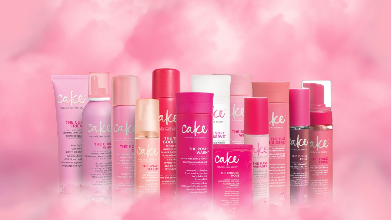 Cake Beauty launches cruelty-free hair care products in the UK