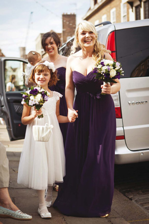 Our big day: Image 5a