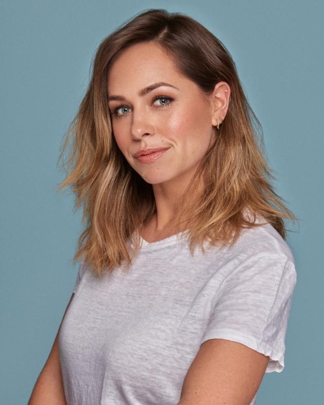 Top make-up artist Hannah Martin