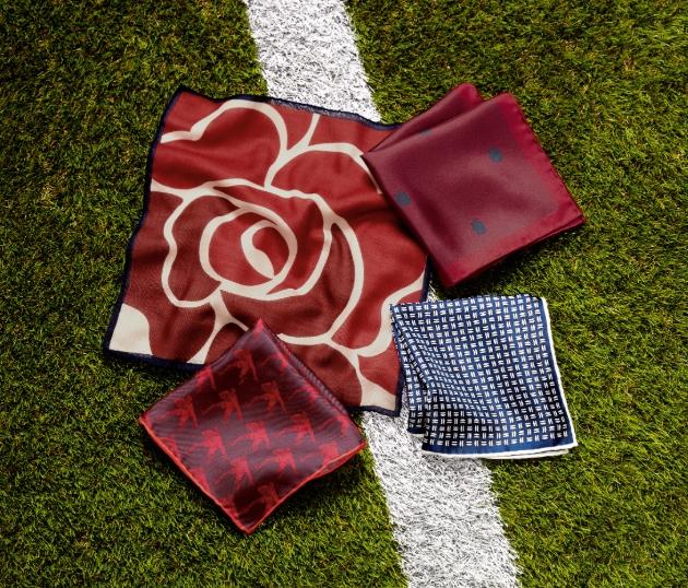 Charles Tyrwhitt Tyrwhitt Supporter collection pocket squares