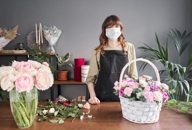 florist mask